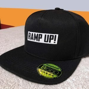 Snapback Cap - RAMP UP! RECORDS